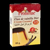Flam de vainilla diet 65g