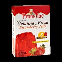 Gelatina de maduixa 170g