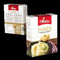 Pure de patatas 500g